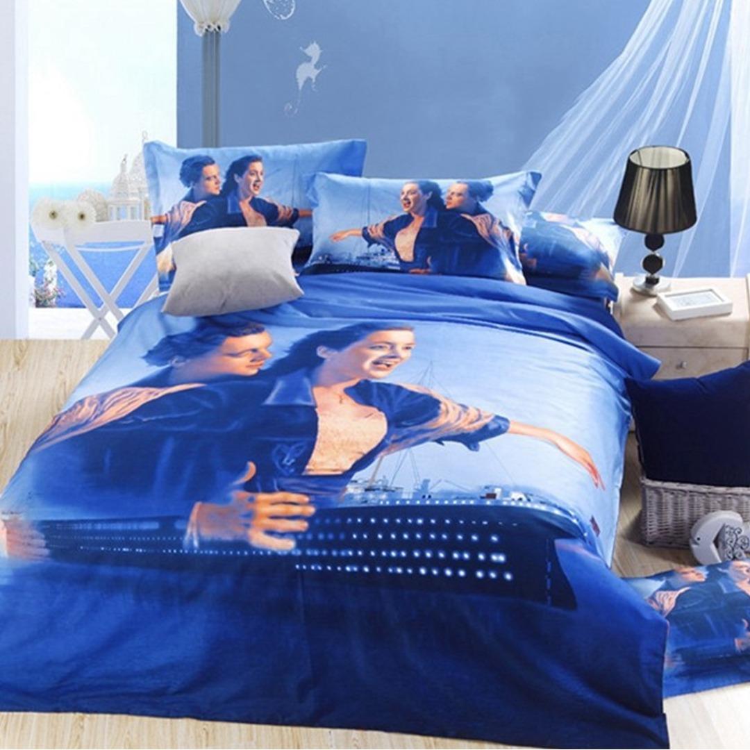 Titanic bedding set