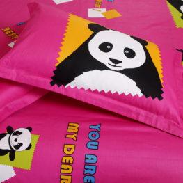 panda bear bedding sets pilow