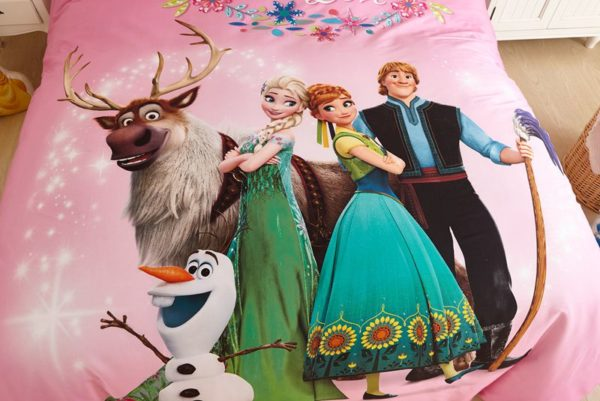 Disney Frozen Bedding set (4)