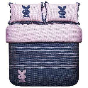 Playboy Bedding Set 2 300x300 - Playboy Bedding Set
