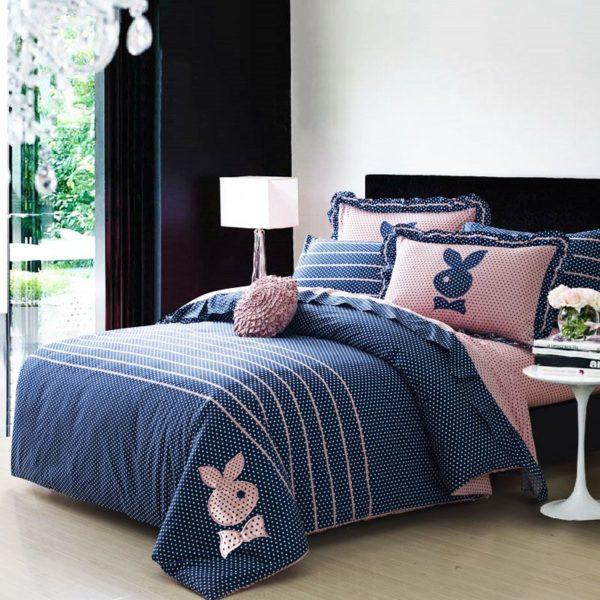 home bedding sets playboy bedding set