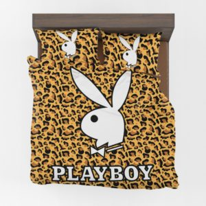 Playboy Bedding Set