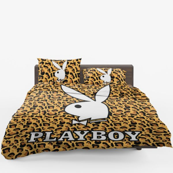 Playboy Bedding Set Twin Full Queen Size