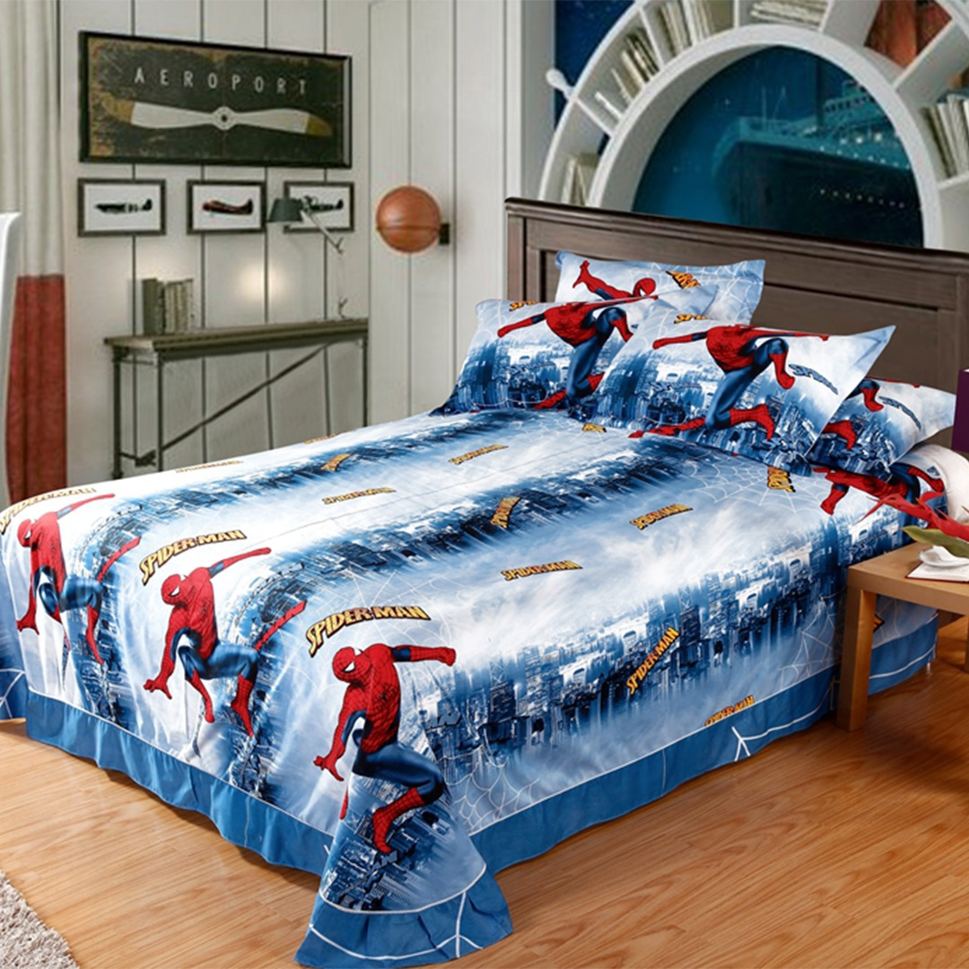 Spiderman Bedding Set Ebeddingsets