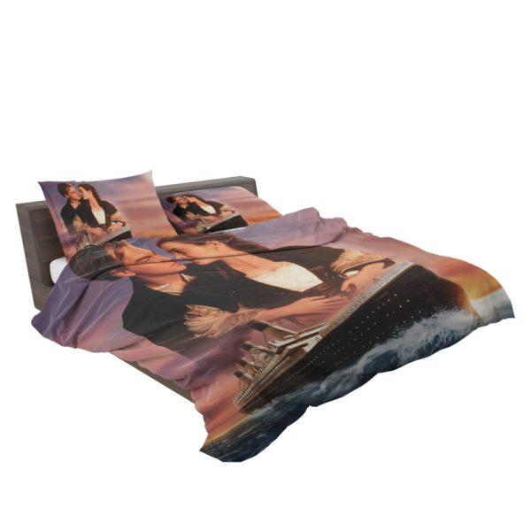 Titanic bedding set comforter set bed in bag