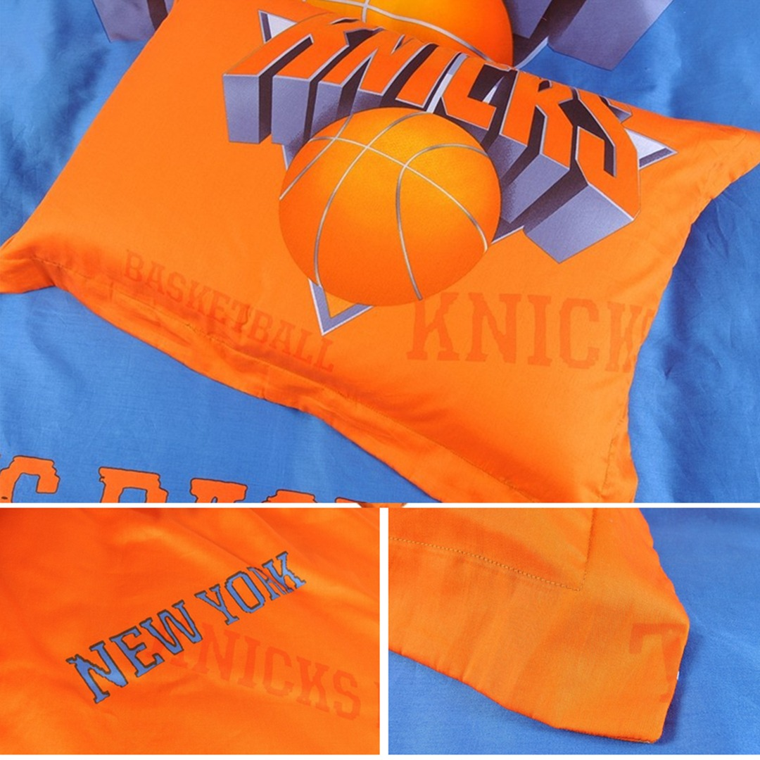 New York Knicks Basketball Bedding Set Ebeddingsets