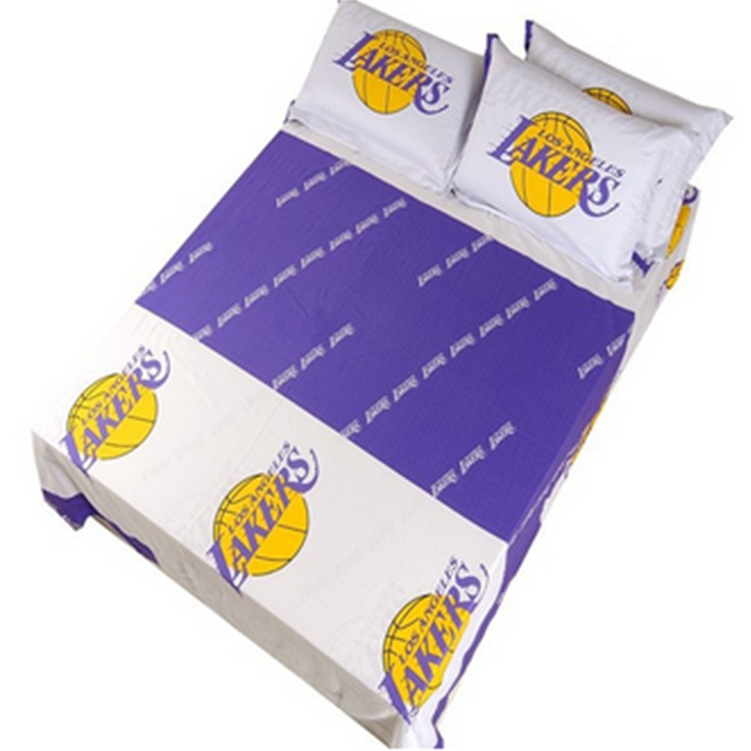 basketball los angeles lakers bedding