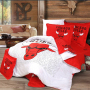 chicago bulls bedding set