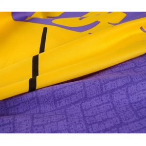 los angeles lakers bedding flat sheet queen size