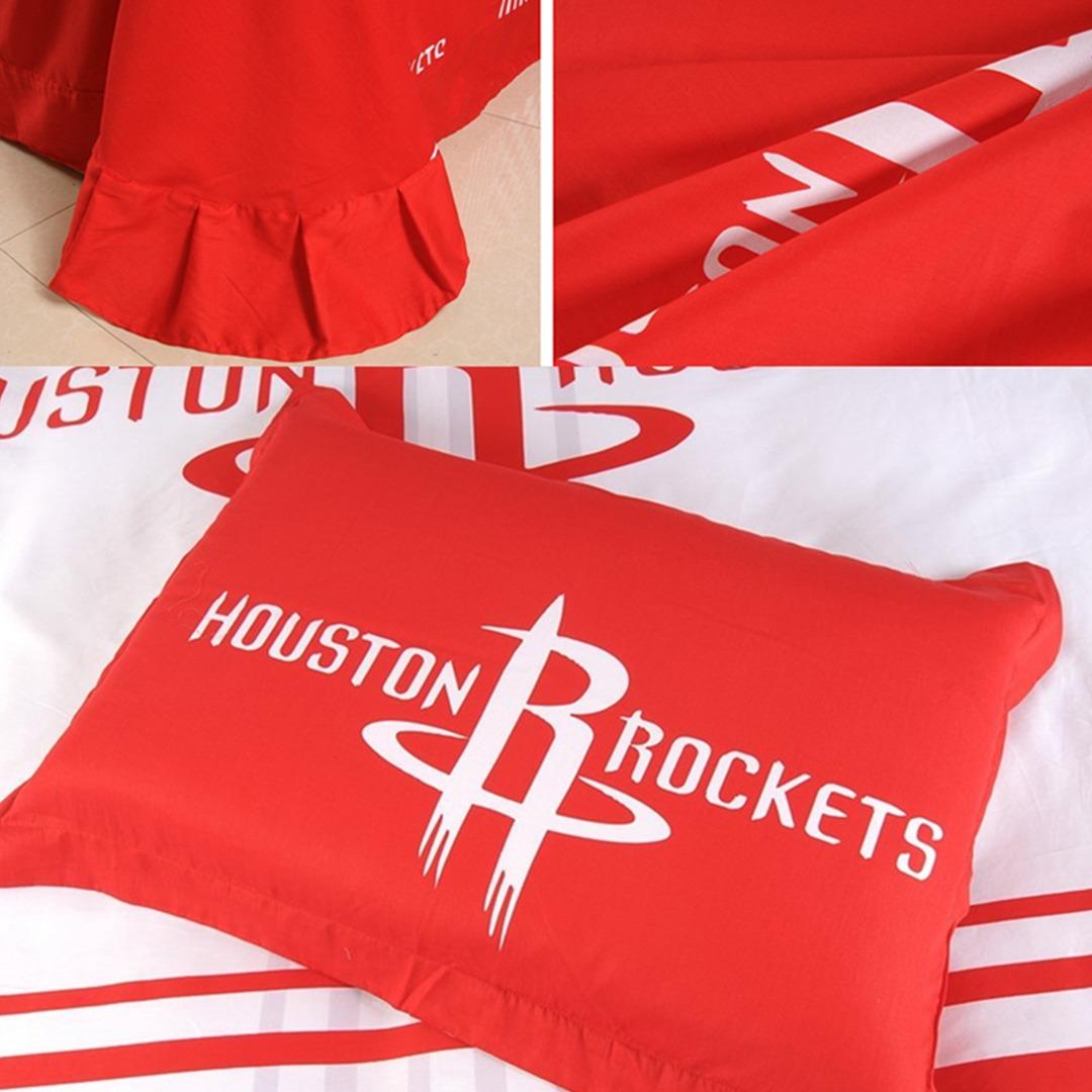 Nba Houston Rockets Bedding Set Ebeddingsets