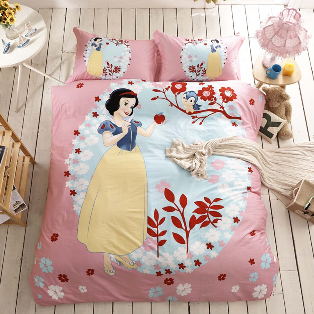 Snow White Bedding Set Twin Amp Queen Size Ebeddingsets