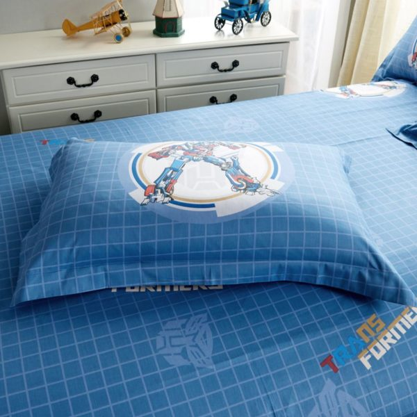 transformers bedding set 6 600x600 - Transformers bedding set 100% Cotton 5pcs