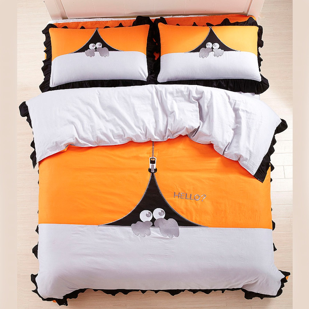 Kids bedding set Twin and King Size