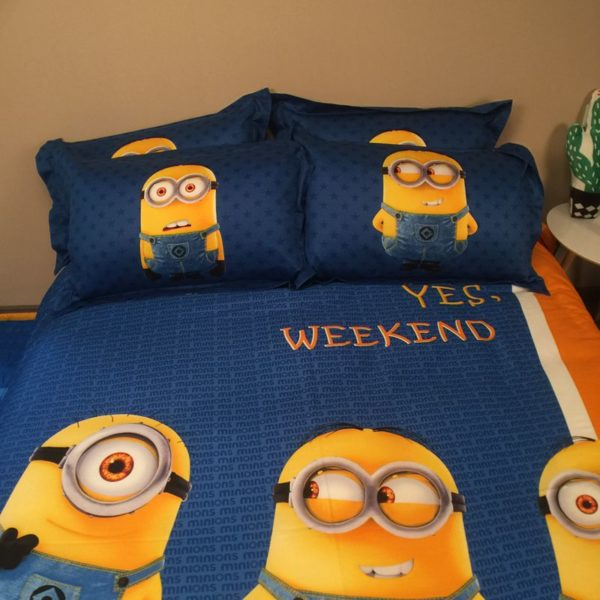 Minion Comforter Set Twin Queen King Size 2 600x600 - Minion Comforter Set Twin Queen King Size