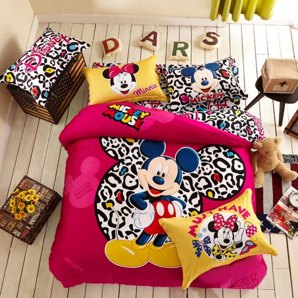 mickey mouse bedding, Mickey Mouse Bedding Set