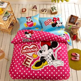 Minnie Mouse Bedding Set