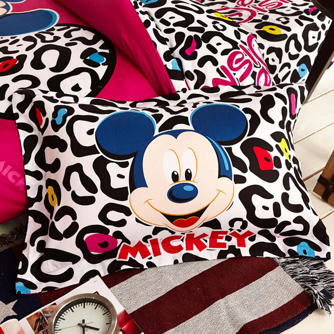 Mickey Mouse Bedding Set