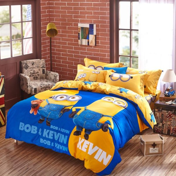 Despicable Me Minion Bedding Set Bed In Bag 6 600x600 - Despicable Me Minion Bedding Set Bed In Bag