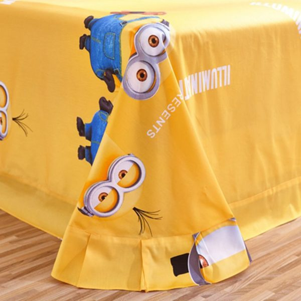 Despicable Me Minion Bedding Set Bed In Bag 7 600x600 - Despicable Me Minion Bedding Set Bed In Bag