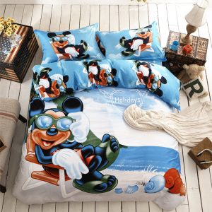 Mickey mouse bet set twin and queen size