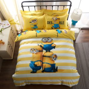 Minion Bed Sheets Set (1)