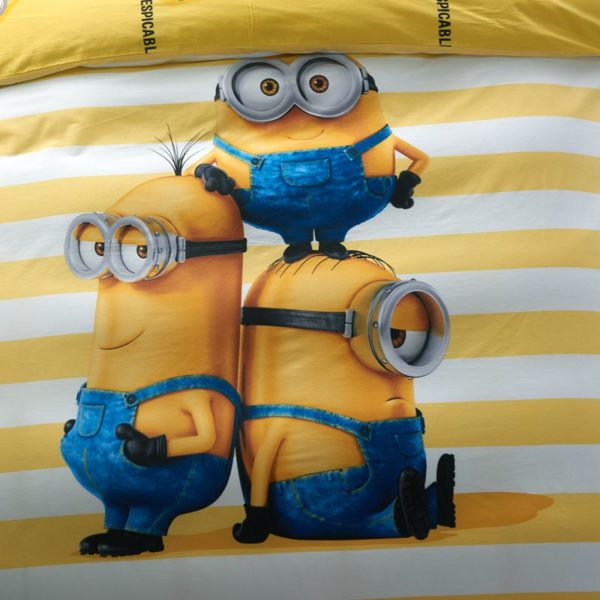 Minion Bed Sheets Set 2