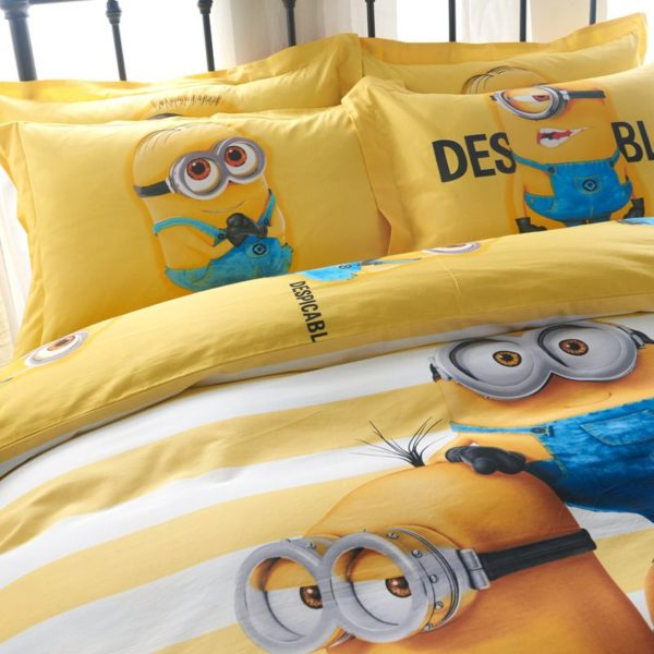 Minion Bed Sheets Set 5