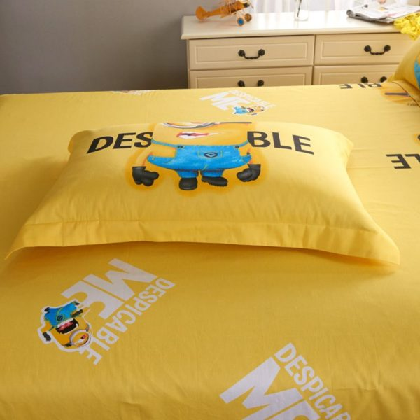 Minion Bed Sheets Set 9