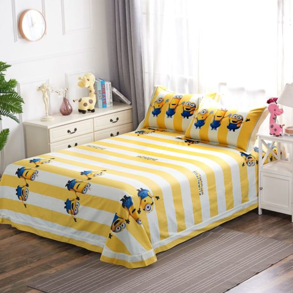 Minions Duvet Cover Set Queen King Size 8 600x600 - Minions Duvet Cover Set Twin Queen King Size