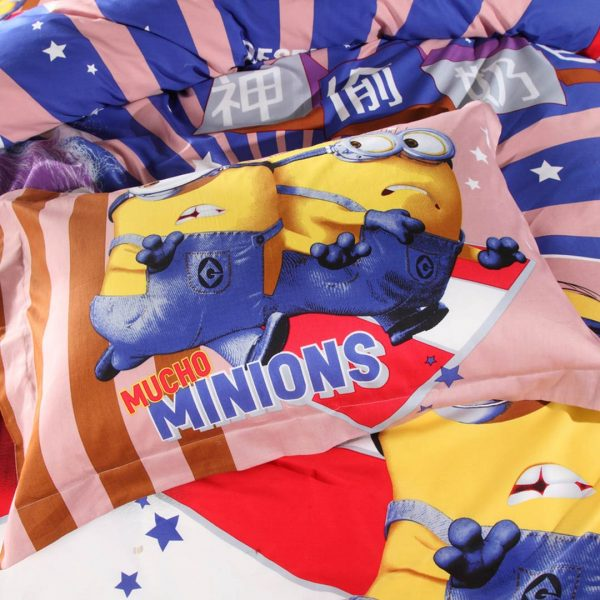 banana nana bedding set pillow case