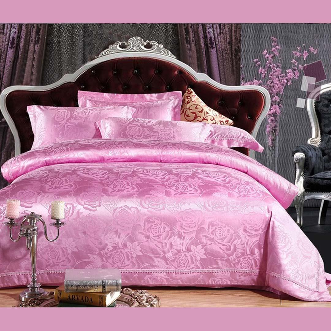 pink luxury bedding set ebeddingsets. Black Bedroom Furniture Sets. Home Design Ideas