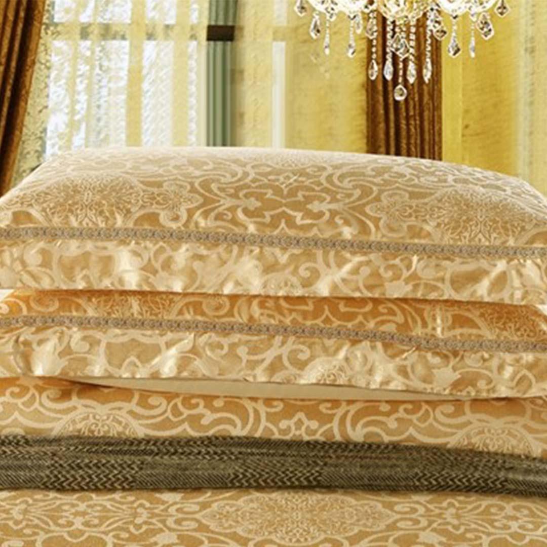 Gold Luxury Bedding Set Ebeddingsets