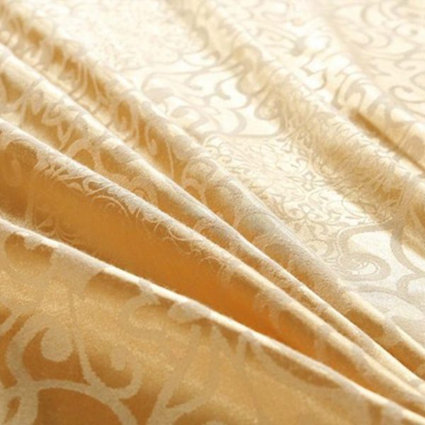 Gold Luxury bedding set comforter