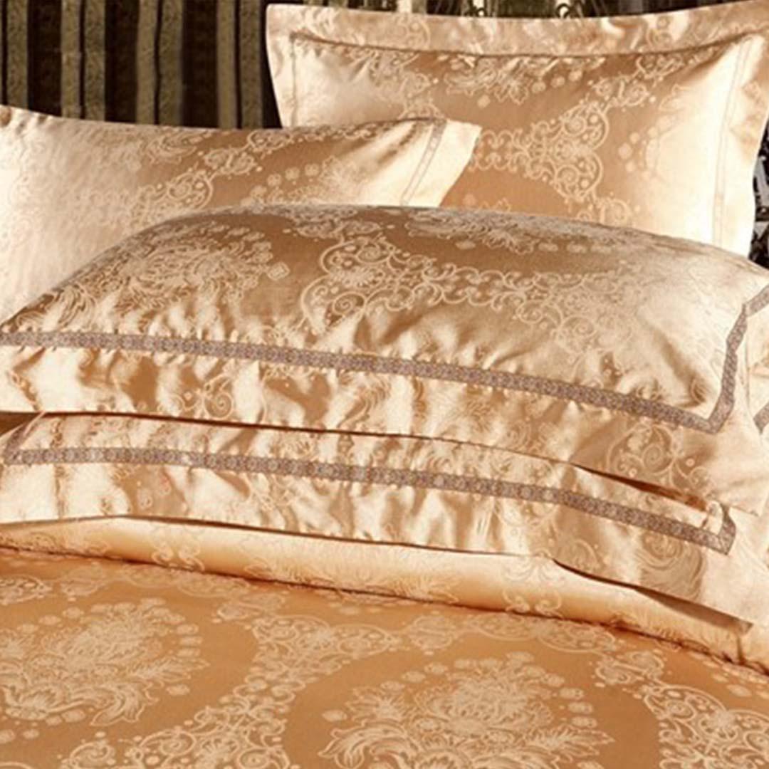 Gold Comforter Set