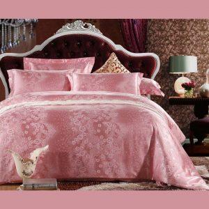 Pink Luxury Bedding Set