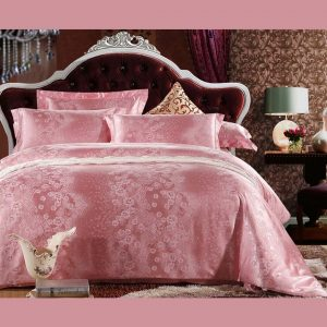 Pink Luxury Bedding Set