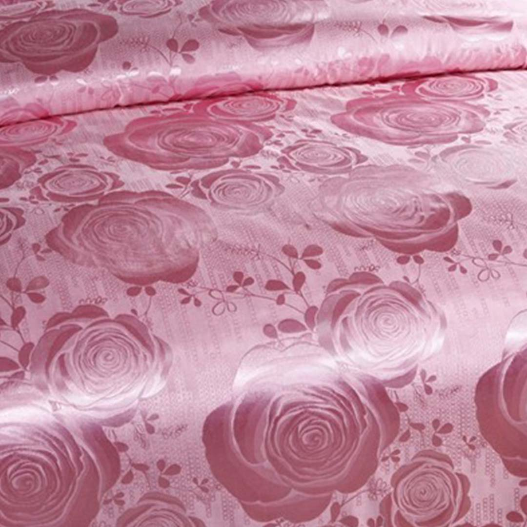 Light Pink Bedding set duvet cover