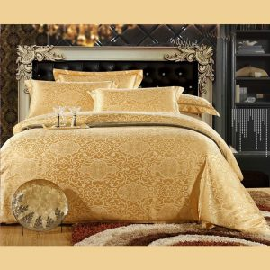 Gold Luxury Bedding Set