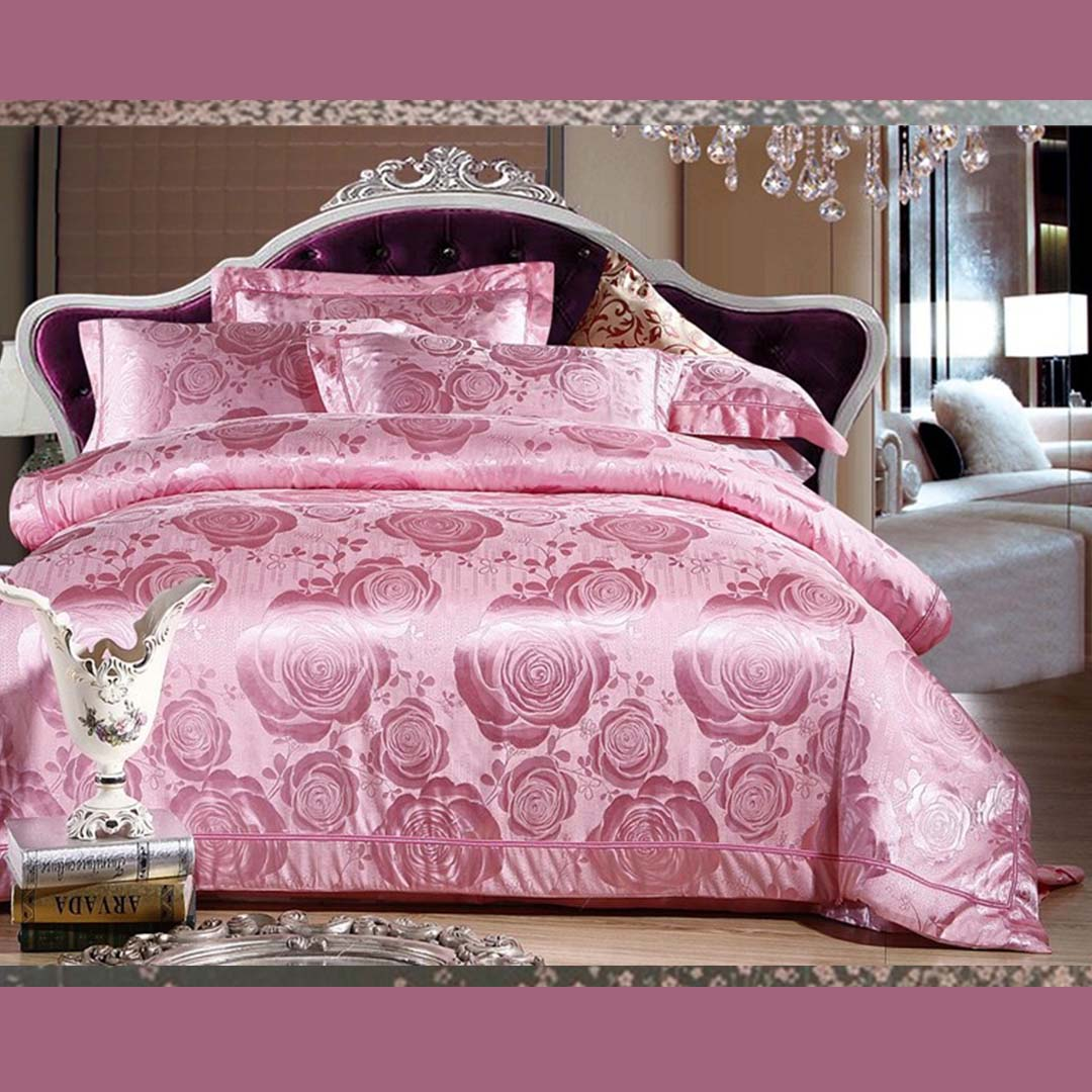 Light Pink Bed set
