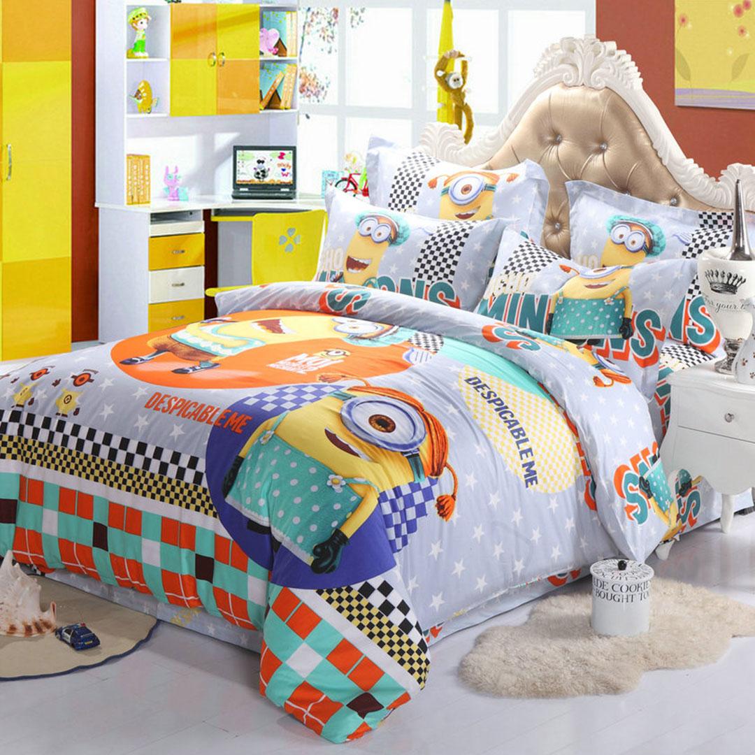 despicable me bedding set