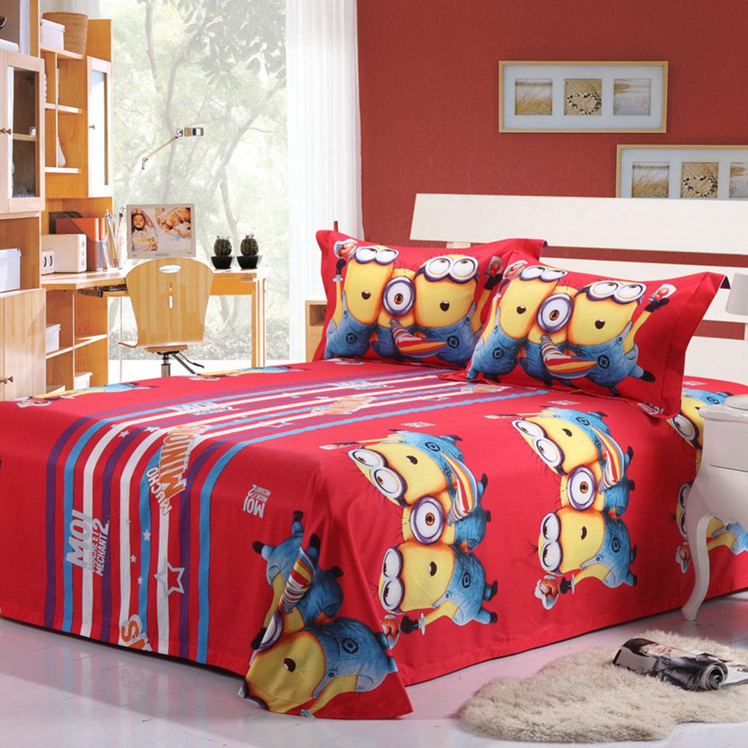Despicable Me Minion Bed Set Ebeddingsets