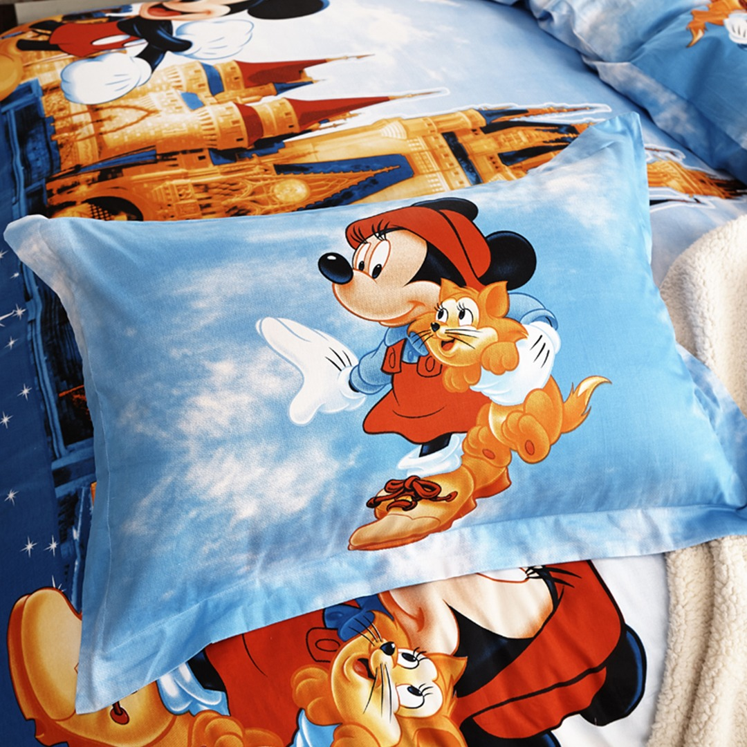 disney bedding pillow case