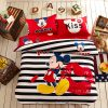 Mickey mouse comforter set twin and queen