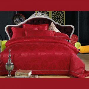 Red Comforter Set