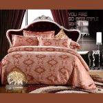 Luxury Jacquard Comforter Set