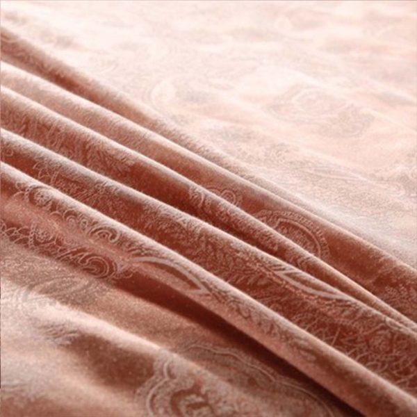 Luxury Jacquard Comforter Set duvet cover