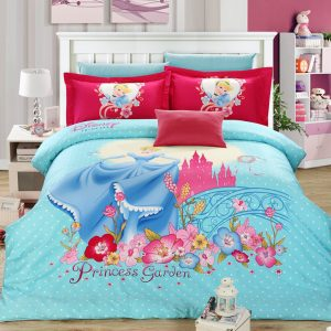 Disney princess bedding set queen size - Twin size princess bed set ...
