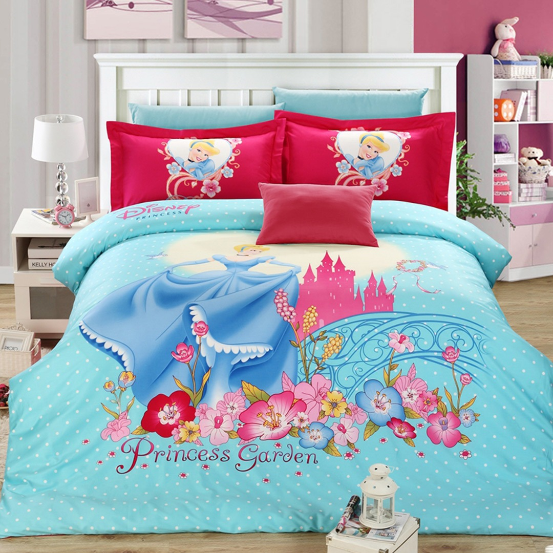 Cool Disney Princess Bedding Set Queen Size With Frozen Bed Set