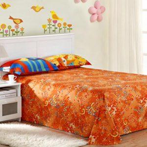 5pcs elegant style colorful cats bedding set (2)
