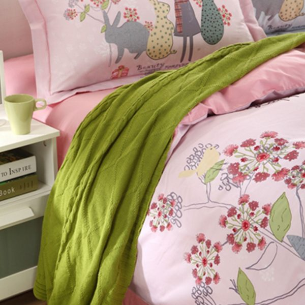 Elegant style Beauty forever bedding set (2)